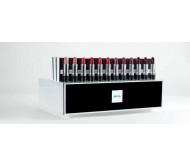 Zoya Lipstick Large Display - 3 x 12 shades