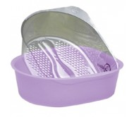 Belava Pedicure Tub Lavender (Purple) & 20 Liners