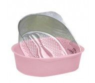 Belava Pedicure Tub PINK & 20 Liners
