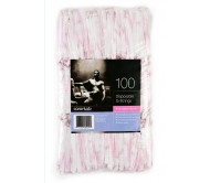 Caron Disposable G String White 100Pk