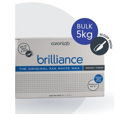 Caron Brilliance BEADED HARD Wax 5Kg