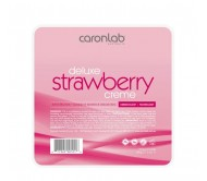 Caron Strawberry Creme Hard Wax 500g TRAY