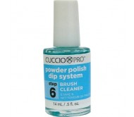 Cuccio Dip System Brush CLEANER (Step 6) 14mL