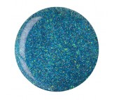 Cuccio Pro Powder Polish - 5570 Light Blue Glitter 45g
