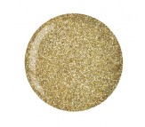 Cuccio Pro Powder Polish - 5558 Rich Gold Glitter 45g
