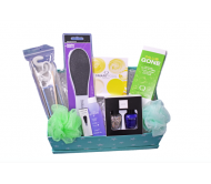 Pedicure Hamper / Gift Basker