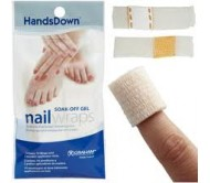 Handsdown Soak-Off Gel Nail Wraps & Stick 10Pk
