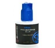 JB Lashes Mega Pro-Bonding Glue 10mL - Blue Cap (Advanced Technicians Only)