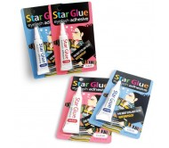 JB Lashes Star Eyelash Glue (for false strip lashes) - Clear