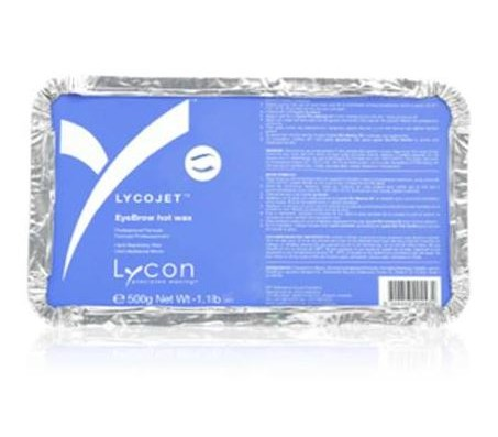 Lycon Lycojet EyeBrow Hot Wax 500g