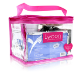 Lycon Eyebrow Precision Wax & Tint Kit