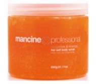 Mancine Hot Salt Scrub Mango & Rosehip 520gm