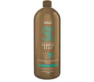 Natural Look Summer Kiss Spray Tan Extra Dark Choc 14% Lotion 1L