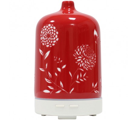 Perfect Potion Ceramic Aroma Diffuser - Red
