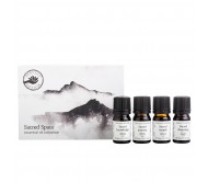 Perfect Potion Sacred Space Oil Blends Kit - 4 x 5ml