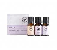 Perfect Potion Trio Kit - Relax Oil Blends 3 x 10ml pack